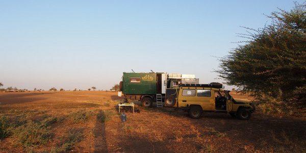 Dag 71-75 (5-9 nov.): Khartoum en het staartje van Sudan