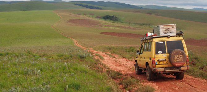 Dag 191-195 (5-9 mrt): Klauteren naar Livingstonia, stilte en fantastische landschappen in Nyika NP