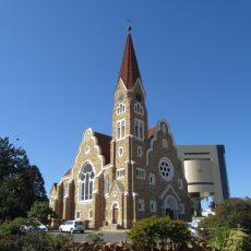 Dag 276-280 (29 mei-2 juni): Windhoek, hoofdstad van Namibië