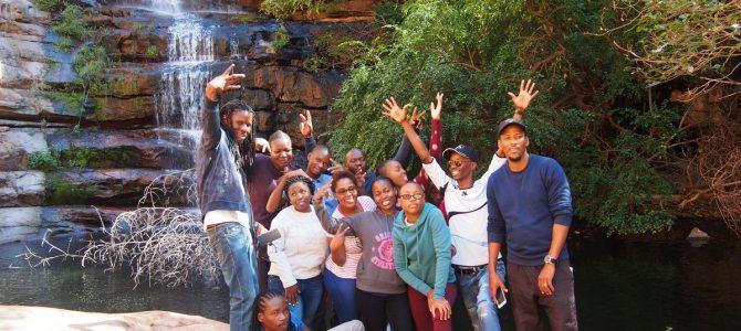 Dag 271-275 (24-28 mei): Door de Moremi Gorge met Batswana en Duitse gastvrijheid in Gaborone