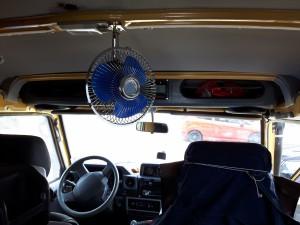 Een ventilator voor de warme dagen