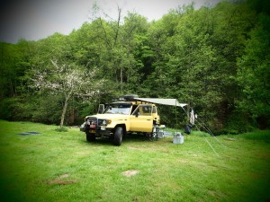 Mijn kampje