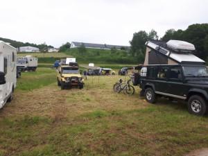 Kampeerterrein Abenteuer & Allrad Messe