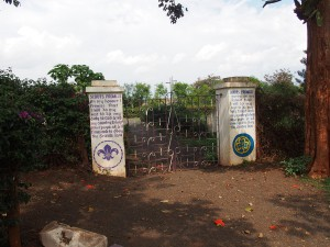 PC118215 - Graf Baden Powell in Nyeri