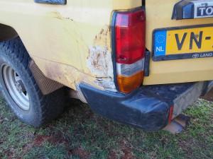PC178349 - Reparatie schade in JJ