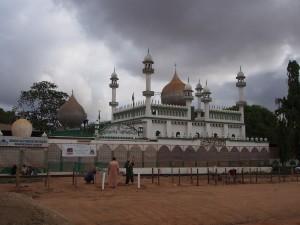 PC228395 - Moskee onderweg naar Mombasa