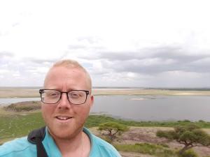 20161229 142544 - Bjorn in Amboseli NP