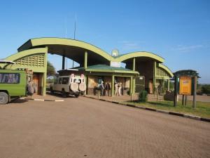 PC298661 - Amboseli NP Kimana gate