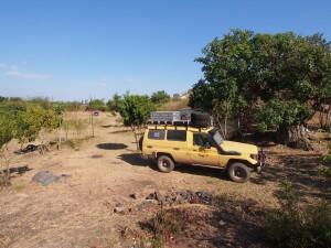 P1049498 - campsite bij Kisumu