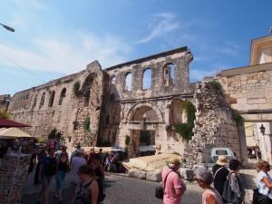 P9130670 - Paleis van Diocletianus in Split