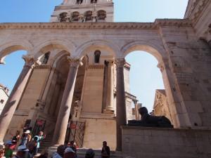 P9130740 - Paleis van Diocletianus in Split