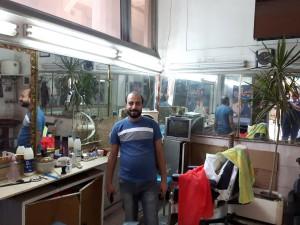 20160930 141121 - Kapper in Cairo