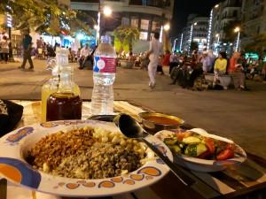 20161001 184624 - Koshari in Cairo