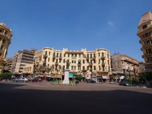 PA011914 - Straatbeeld Cairo
