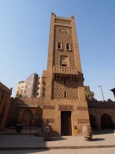 PA032194 - Manial Museum klokkentoren