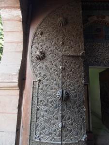 PA032226 - Manial Museum deur ingang