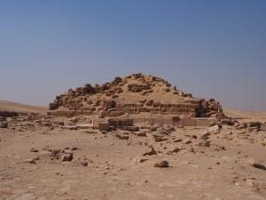 PA082897 - Abu Ghorab (zonnertempel Niuserre)