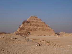 PA083035 - Saqqara (piramide van Djoser)