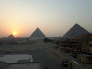 20161014 165857 - Pyramid sunset