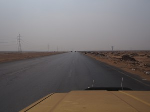 PA163694 - De woestijn in