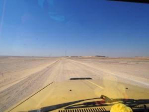 PA173727 - Zandpad naar Wadi el-Hettan