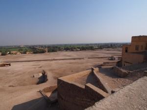 PA214073 - Uitzicht vanaf graf Amenhotep Huy