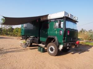 PA224222 - Truck van familie Vosseberg