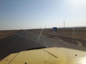 20161025 150229 - Woestijnweg naar Abu Simbel