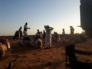 20161102 173446 - Onderhandelen met kamelendrijvers Meroe