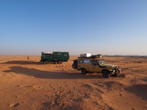 PB014964 - Desert camp bij Gebel Barkal