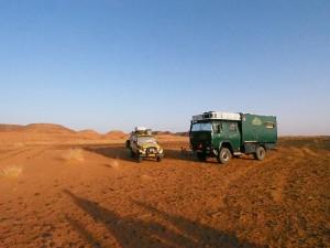 PB025064 - Desert camp bij Meroë