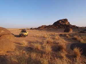 PB035314 - Desert camp tussen Meroe en Khartoum