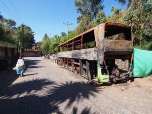 PB156087 - Straatbeeld Gondar