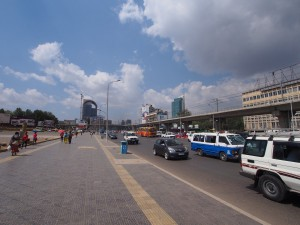 PB246860 - Straatbeeld Addis Abeba