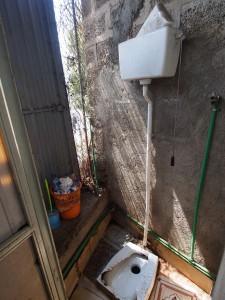 PB257075 - Toilet bij lunchrestaurant