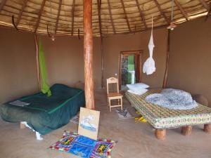 PB277297 - Mijn hut in 10000 Flamingos Lodge