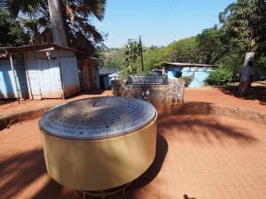 P1160331 - Bron van de Nijl bij Jinja