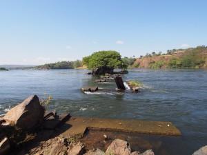 P1160340 - Bron van de Nijl bij Jinja