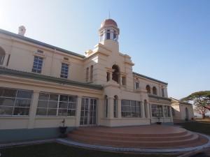 P1170383 - Buganda paleis in Kampala