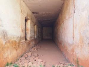 P1170396 - Marterkamers Idi Armin Buganda paleis in Kampala