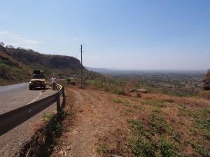 P1210722 - Onderweg naar Sipi Falls