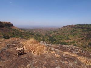 P1210726 - Uitzicht vanaf camping op Sipi Falls