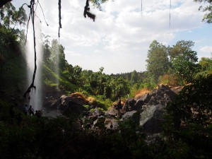P1210759 - Tweede waterval Sipi Falls