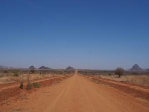 P1230838 - Onderweg naar Karenga