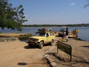 DSC04786 - Ferry Murchison Falls NP Foto Patricia