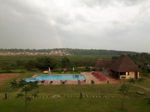 20170131 183956 - Regenboog boven Red Chili camping Kampala