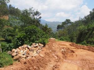 P2132457 - Comgo Nile Trail voor het asfalteren
