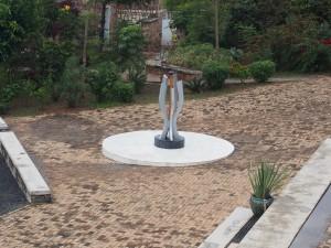 P2162652 - Monument Kigali Genocide Memorial