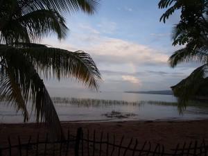 P2253140 - Tanganyika meer bij Liembe Beach Camp
