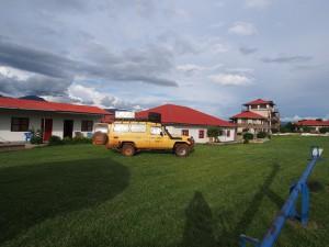 P2273250 - Kampje bij ICC Guesthouse